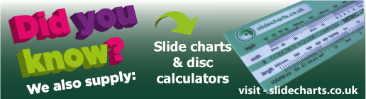 promotional disc calculators