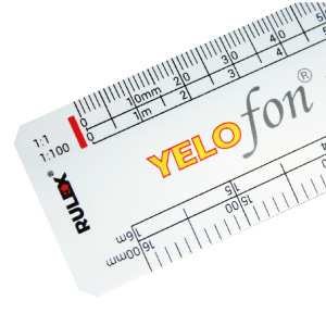 custom rulex scale rulers